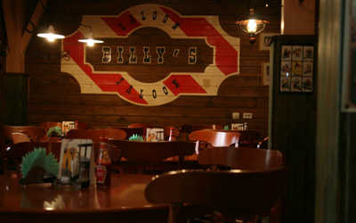Банкетный зал ресторана Папаша Билли на Рождественской улице фото 3