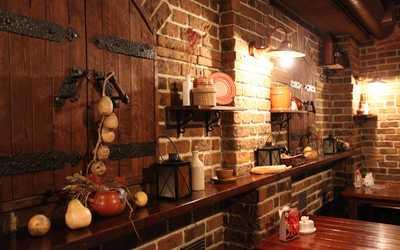 Банкетный зал ресторана Пирушка у Ганса на улице Костина фото 2