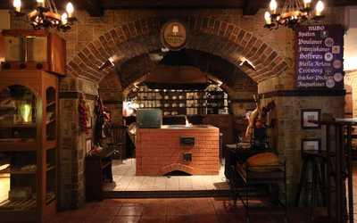 Банкетный зал ресторана Пирушка у Ганса на улице Костина фото 3
