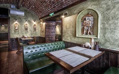 Банкетный зал пивного ресторана КабанчикЪ на Рождественской улице фото 1