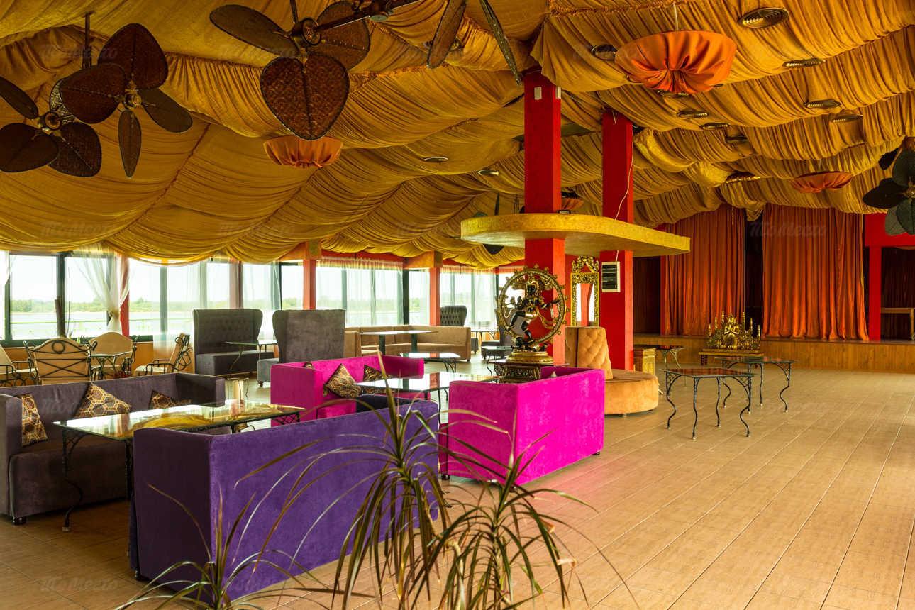 Меню ресторана Робинзон на набережной Гребного канала