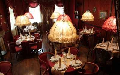 Банкетный зал ресторана Усадьба на улице Ошарской фото 3