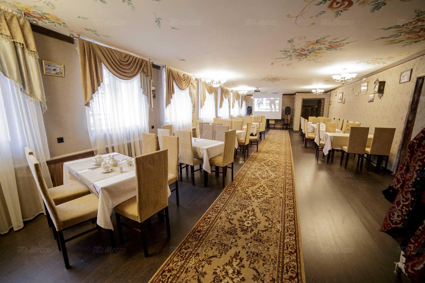 Меню ресторана Усадьба на улице Ошарской