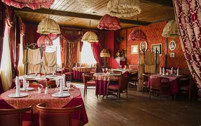Банкетный зал ресторана Усадьба на улице Ошарской фото 2