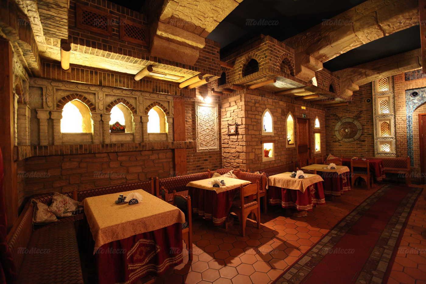 Меню кафе Тюбетейка на Рождественской улице