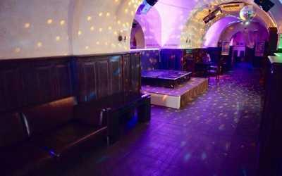 Банкетный зал ресторана Русский клуб на улице Варварка