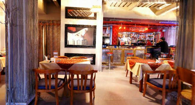 Меню кафе Сан-Ремо (San-Remo) на Большой Покровской улице