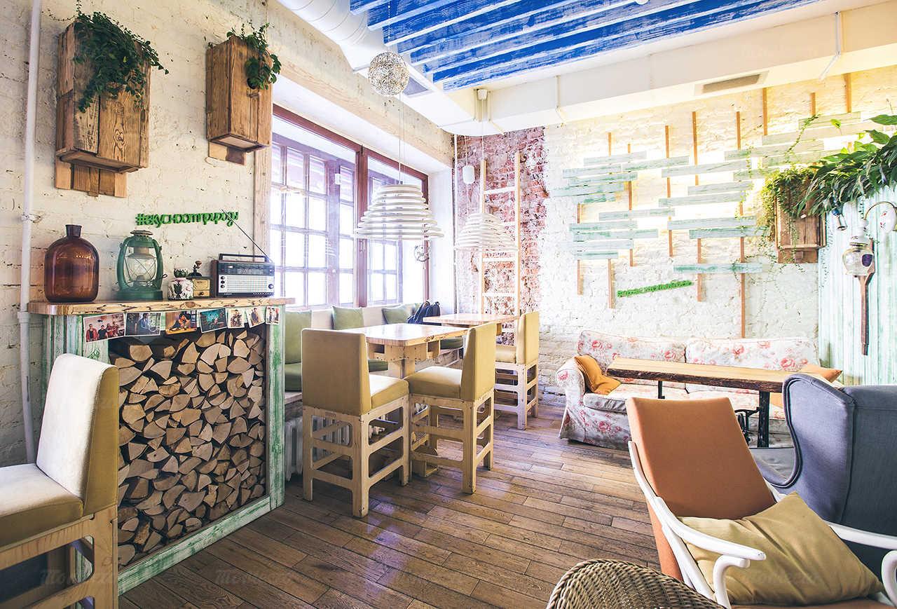 Меню кафе УКРОП лето на Малой Конюшенной улице