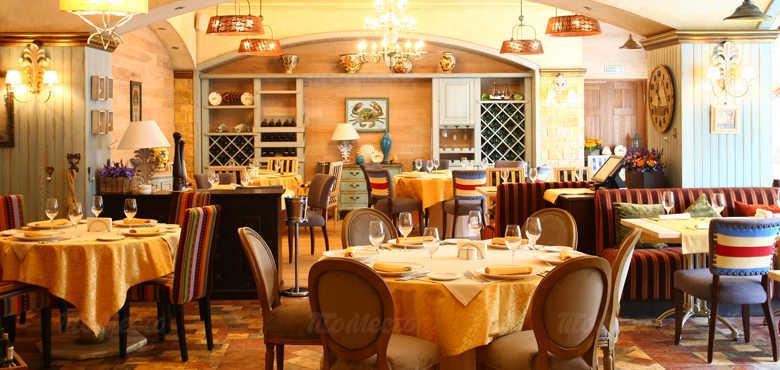 Меню ресторана Рыба&Крабы на Большой Печерской улице