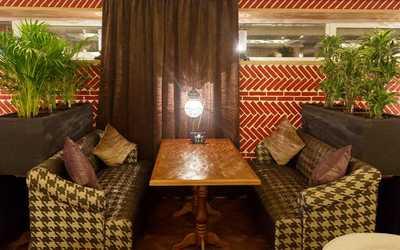 Банкетный зал ресторана Чайхона Динар на проспекте Вернадского
