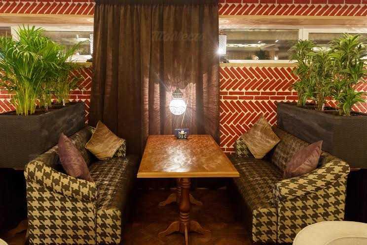 Меню ресторана Чайхона Динар на проспекте Вернадского