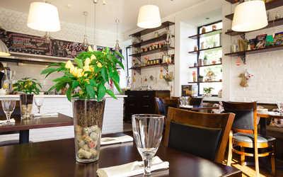Банкетный зал ресторана На кухне в набережной Лейтенанте Шмидта