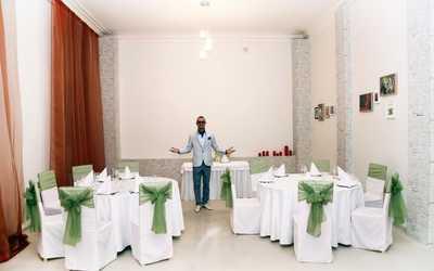 Банкетный зал ресторана Штиблетто (Shtibletto) на улице Бонч-Бруевича фото 1