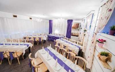 Банкетный зал ресторана Прованс на Боровой улице фото 1