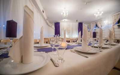 Банкетный зал ресторана Прованс на Боровой улице фото 2