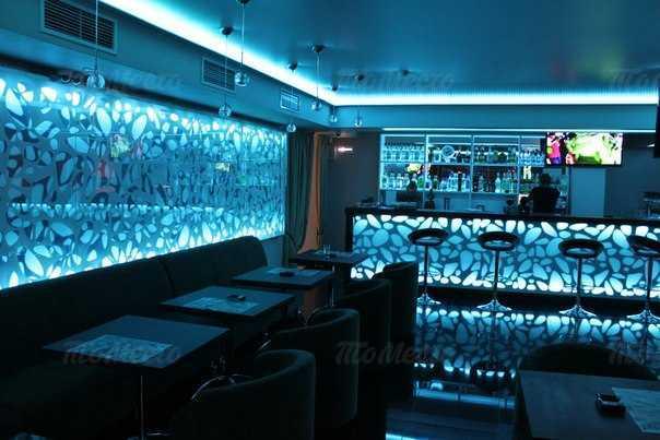 Меню бара, ресторана Generation П (Поколение П) на Туристской улице