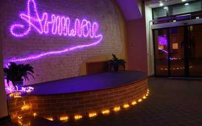 Банкетный зал ресторана Аншлаг на Полтавской улице