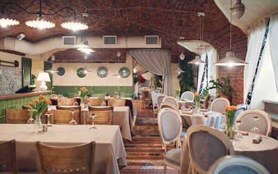 Банкетный зал ресторана Миндаль (Mindal Cafe) на проспекте Чернышевского фото 2