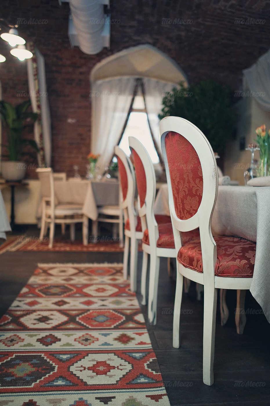 Меню ресторана Миндаль (Mindal Cafe) на проспекте Чернышевского