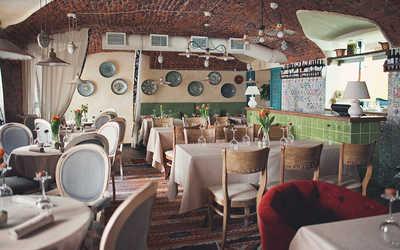Банкетный зал ресторана Миндаль (Mindal Cafe) на проспекте Чернышевского фото 3