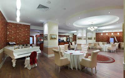 Банкетный зал ресторана Есенин на улице Есениной