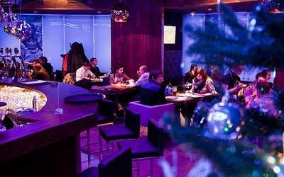 Банкетный зал бара Пит Буль на Афонской улице