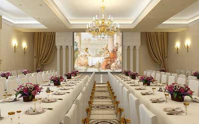 Банкетный зал ресторана Марфино (Marfino) на Дмитровском шоссе фото 1