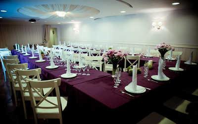 Банкетный зал ресторана Айвори (Ivory) на Новоизмайловском проспекте
