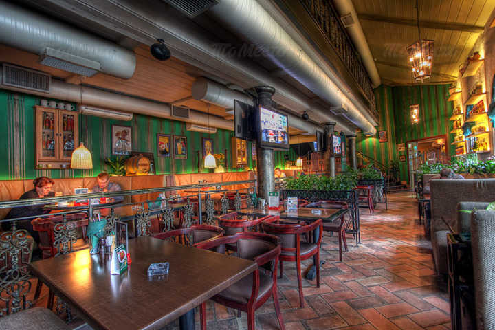Меню бара, ресторана Гриль Хофф ((быв. Братья МО)) на проспекте Мира