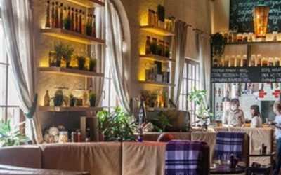Банкетный зал бара, ресторана Гриль Хофф ((быв. Братья МО)) на проспекте Мира