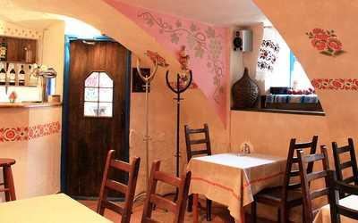 Банкетный зал ресторана Смалец на Фурштатской улице
