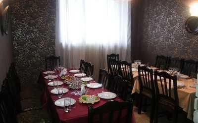 Банкетный зал ресторана Обыкновенное чудо на Курской улице