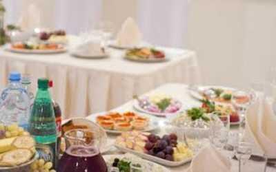 Банкетный зал ресторана Банчетто в набережной канале Грибоедовой фото 3