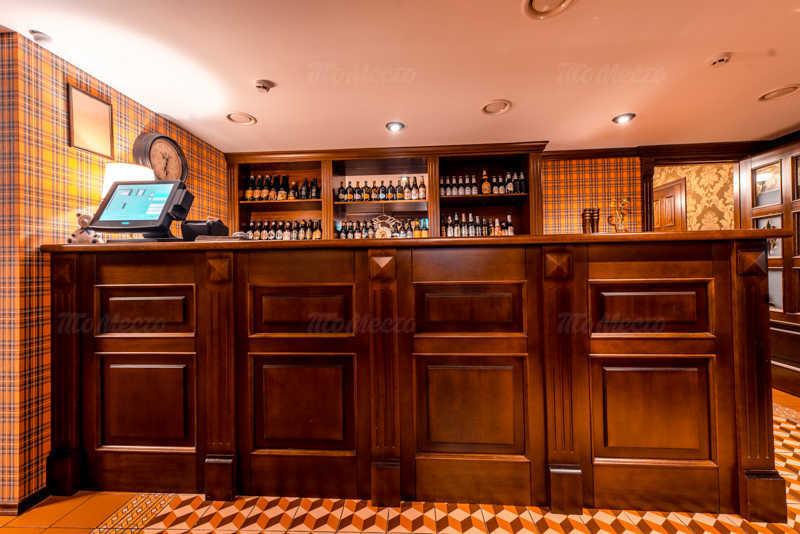 Меню паба Bolton Pub (Болтон Паб) на Морской набережной