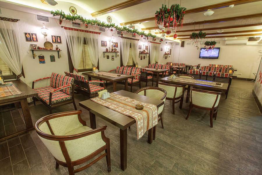 Меню ресторана Гранат на улице Петровка