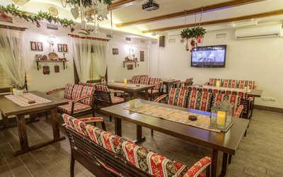 Банкетный зал ресторана Гранат на улице Петровка