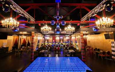 Банкетный зал бара, караоке клуба, ресторана AuROOM (Аурум) на проспекте Вернадского фото 1