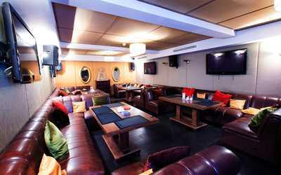 Банкетный зал бара, караоке клуба, ресторана AuROOM (Аурум) на проспекте Вернадского