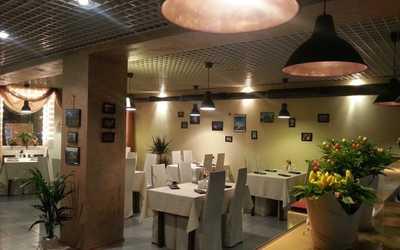 Банкетный зал кафе Гагра на Разъезжей улице