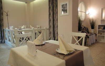 Банкетный зал ресторана Chateau Blanc (Шато Блан) на Парашютной улице
