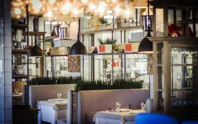 Банкетный зал ресторана Любимый на Индустриальном проспекте фото 3