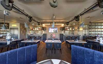 Банкетный зал караоке клуб Bar-in на Индустриальном проспекте фото 2