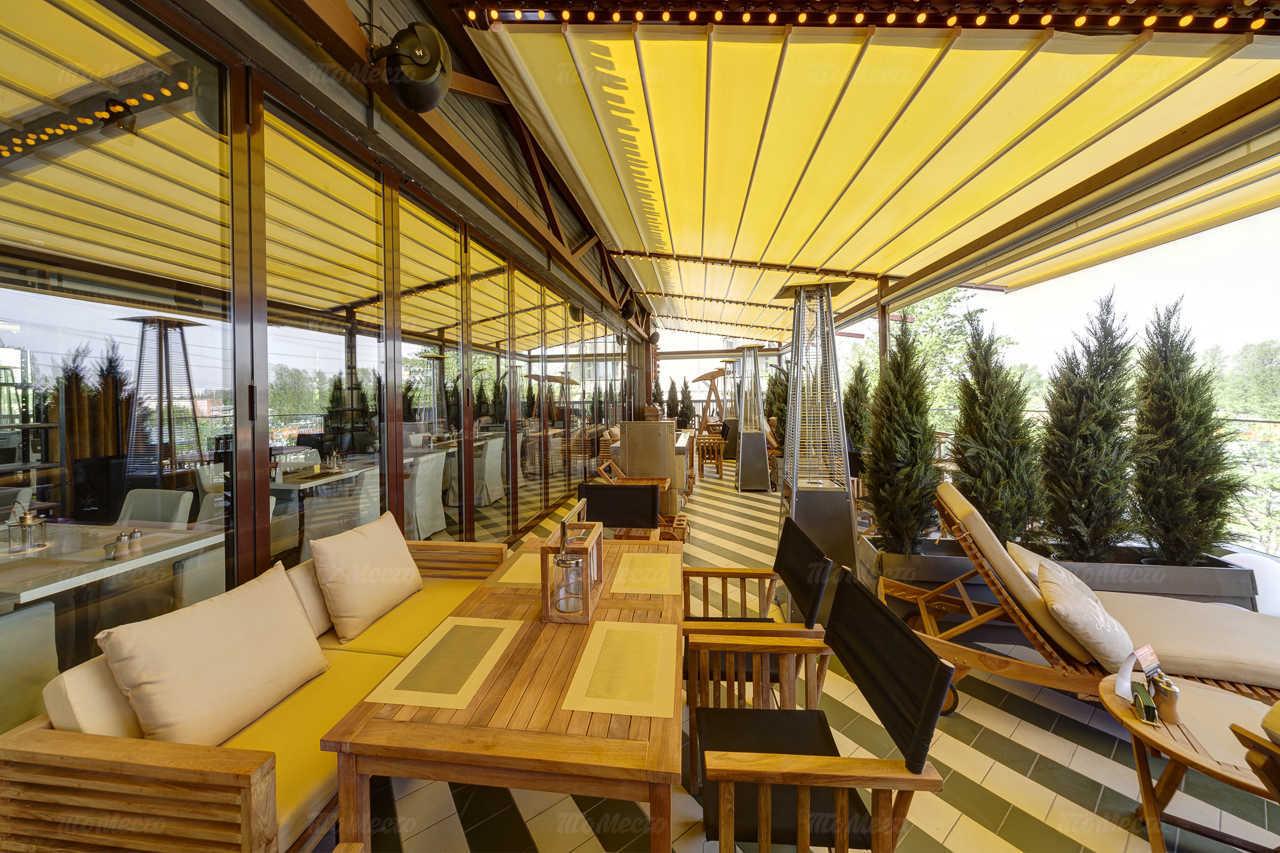 Меню ресторана Крыша на Индустриальном проспекте