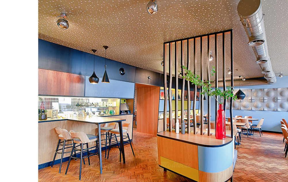 Меню бара, ресторана Зиг Заг (Zig Zag) на Гороховой улице