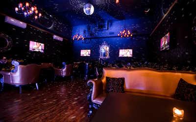 Банкетный зал караоке клуба Bellis Bar Lounge (Беллис) на Тверской улице фото 3
