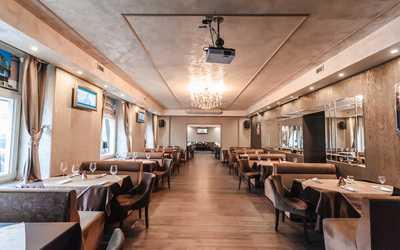 Банкетный зал ресторана White Night на набережной реки Фонтанки фото 1