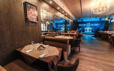 Банкетный зал ресторана White Night на набережной реки Фонтанки фото 2