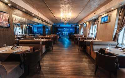 Банкетный зал ресторана White Night на набережной реки Фонтанки фото 3