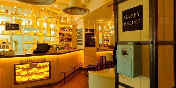 Меню бара, кафе, ресторана Счастье на Невском проспекте