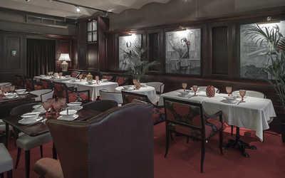 Банкетный зал ресторана Китайская грамота на улице Сретенка